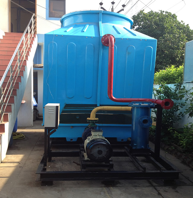 Skid Mounted Cooling Tower
