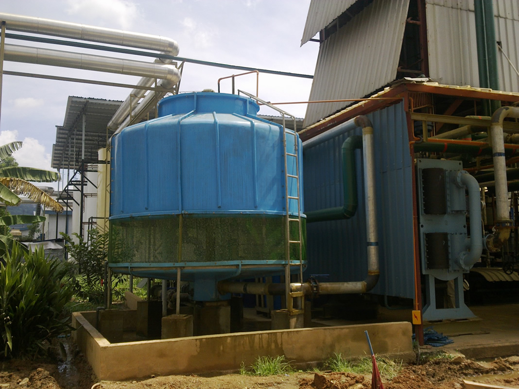 Counter Flow Cooling Tower Manufacturers