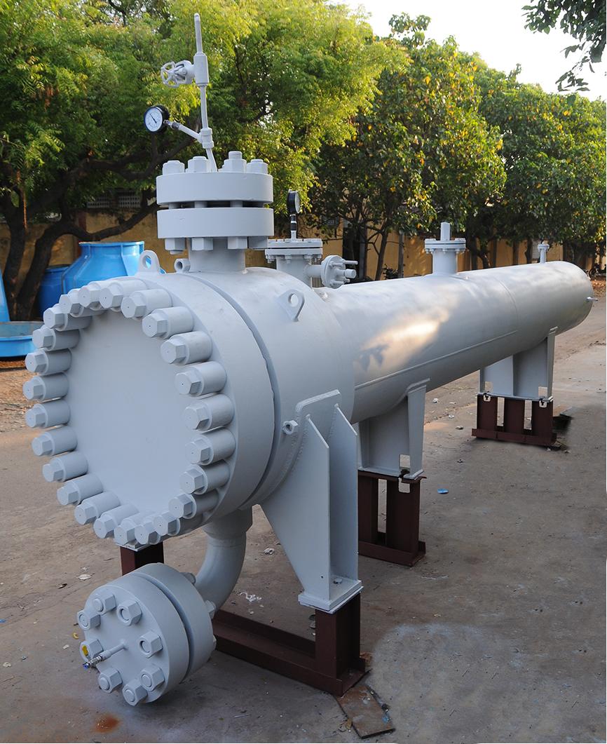 High Pressure Shell and U Tube Heat Exchanger Coimbatore