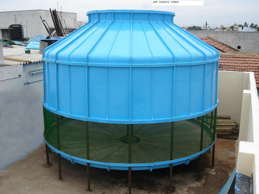 Round Cooling Tower Manufacturers
